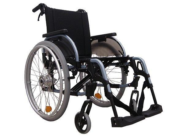 Standardna invalidska kolica-Start Effect