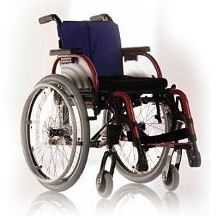 Standardna invalidska kolica-Start Junior