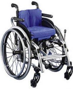 Aktivna invalidska kolica-Dječja aktivna kolica Avantgarde Teen 2